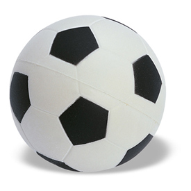 Kc2718 Balle antistress ballon de foot